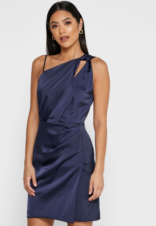 Adara Cami Side Knot Dress