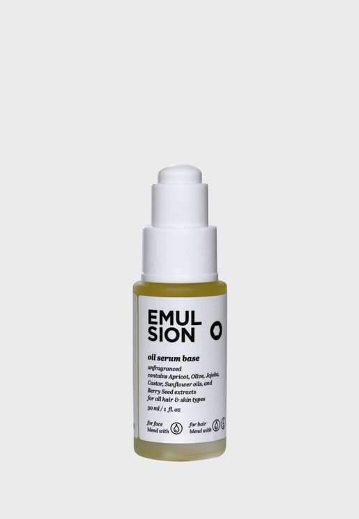 Oil Serum Base 30ml