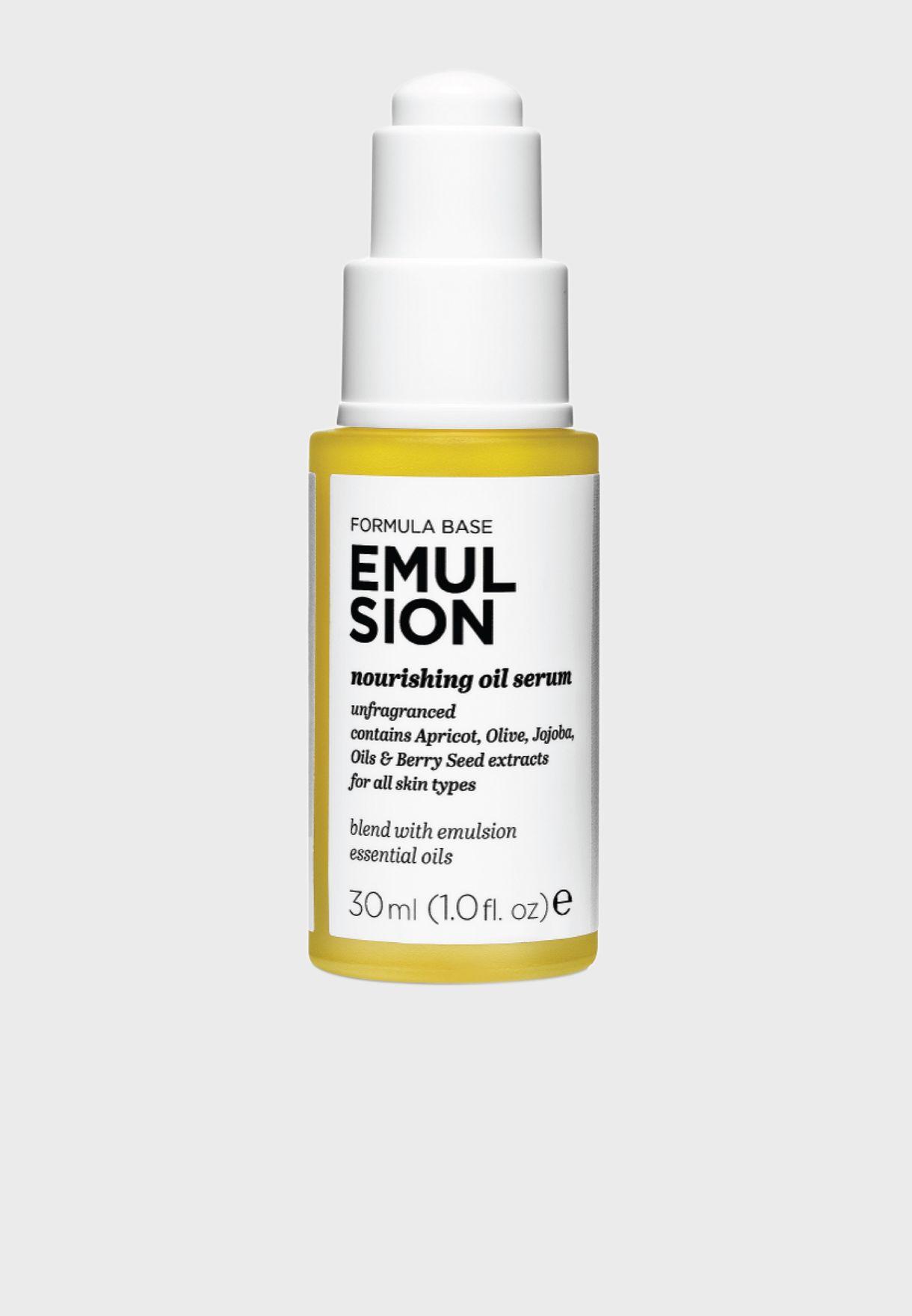 Oil Serum Base 30ml