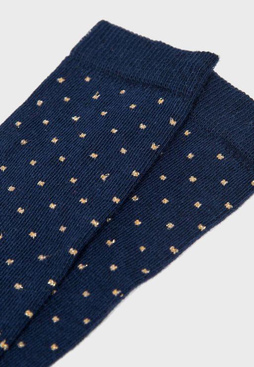 جوارب مطبعة للاطفال