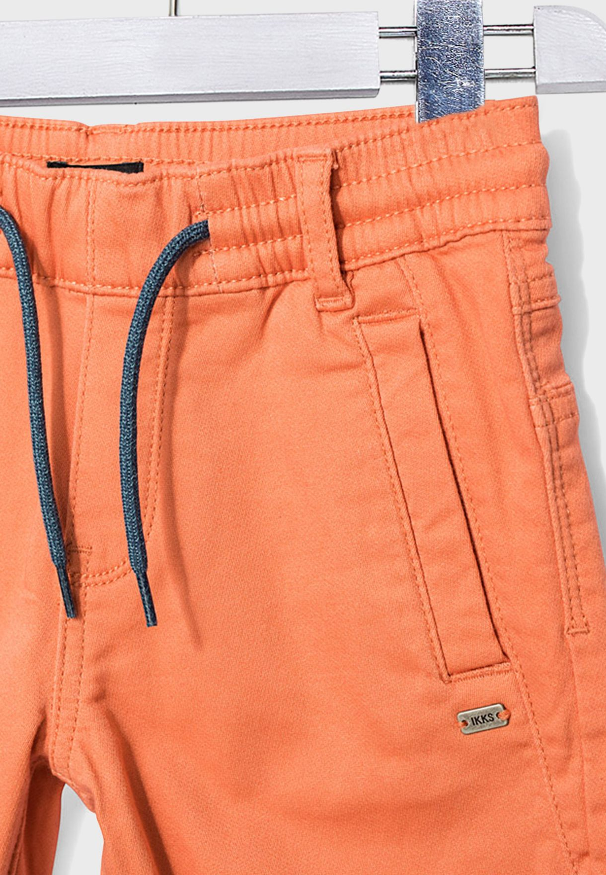 Kids Terracotta Shorts