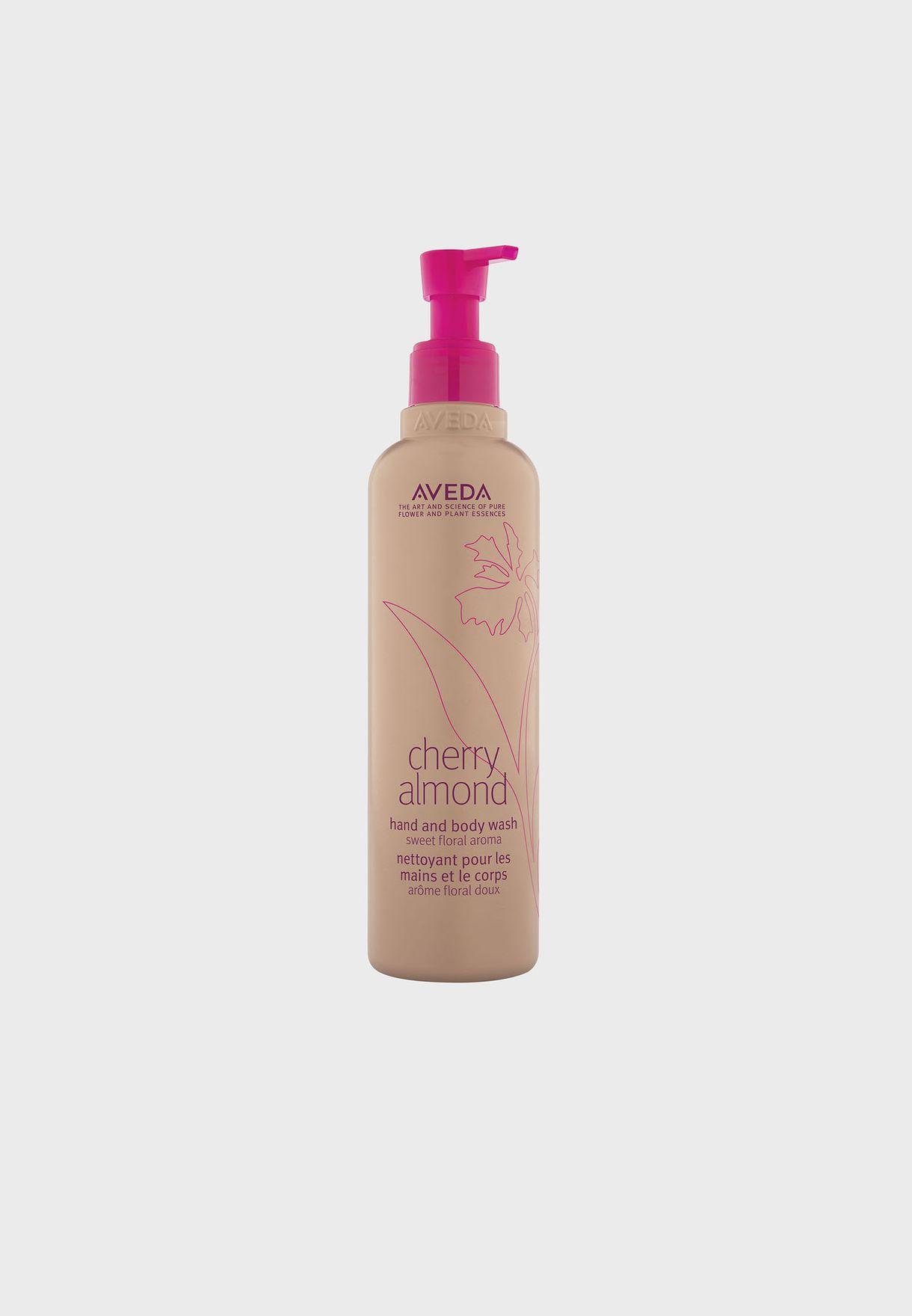Cherry Almond Hand & Body Wash 250ml