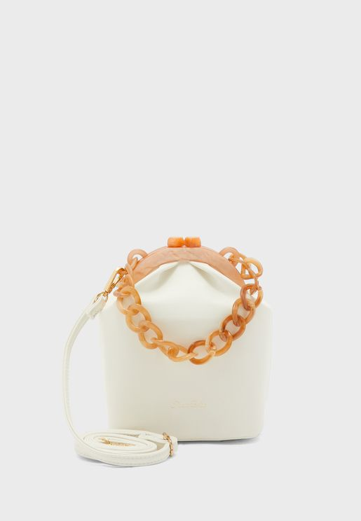 Chain Detail Hobo