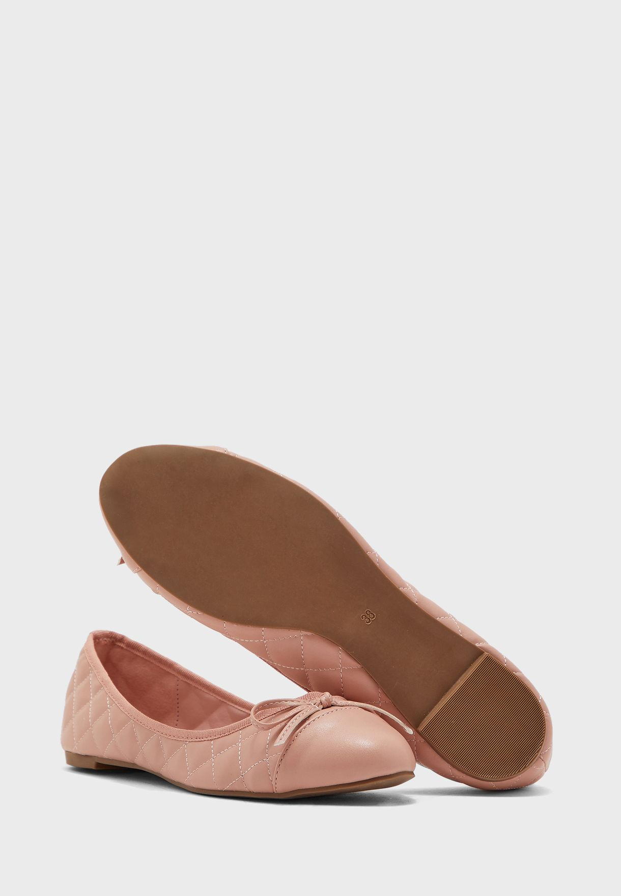 Quilted Ballerinas