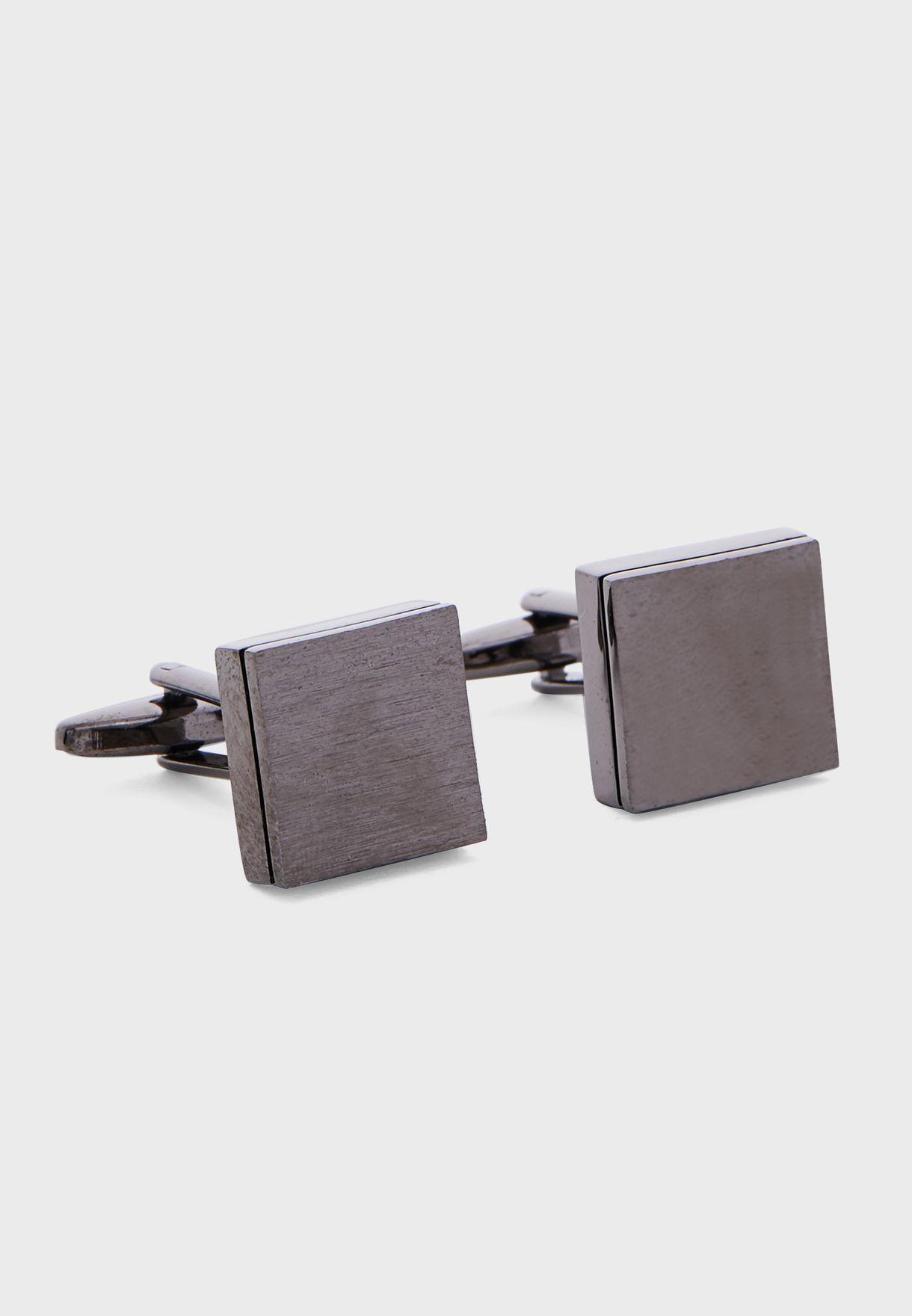 Square Cuff Links