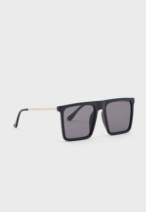 Etaethien Square Sunglasses