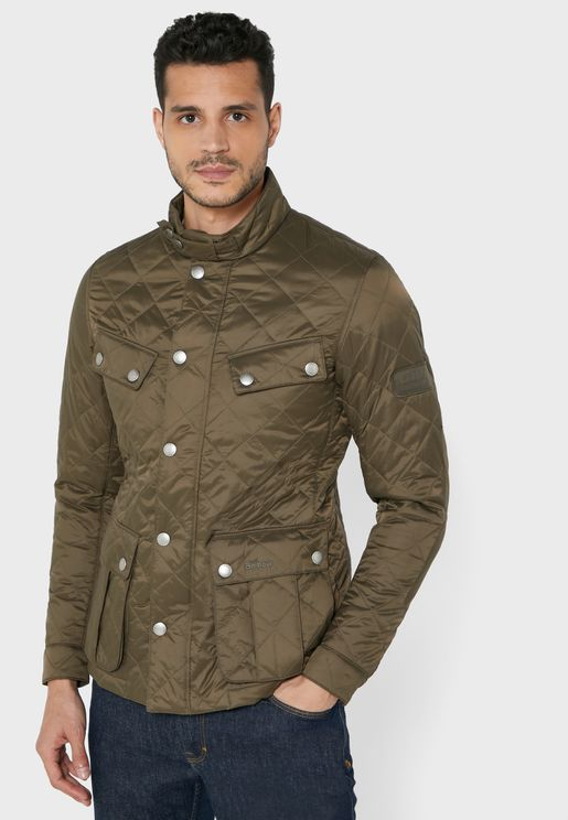 Ariel Quilted Jacket