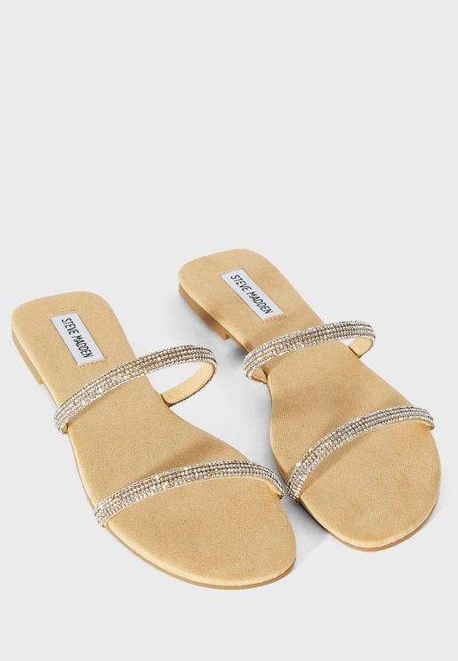 Darina Low Heel Sandal