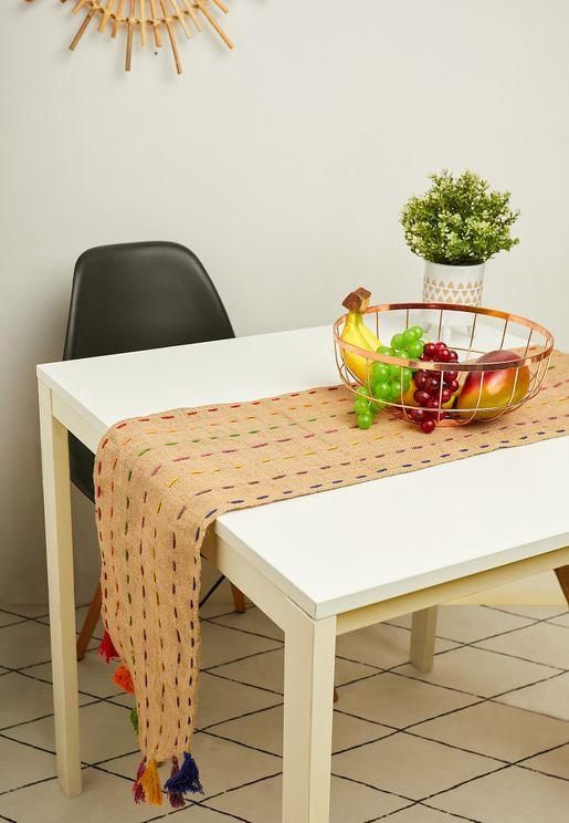 مفرش عصري للطاولة