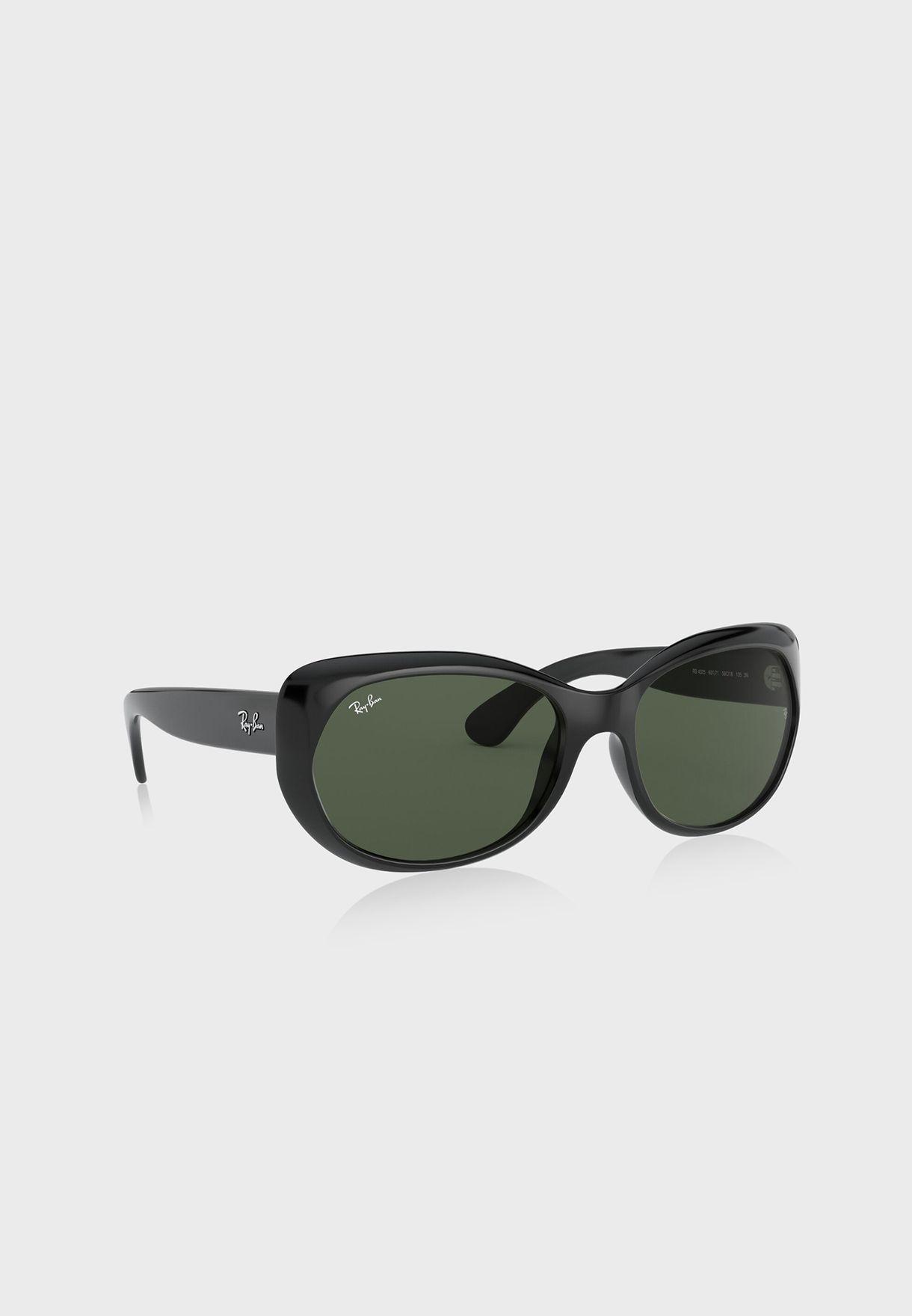 0Rb4325 Oversized Sunglasses
