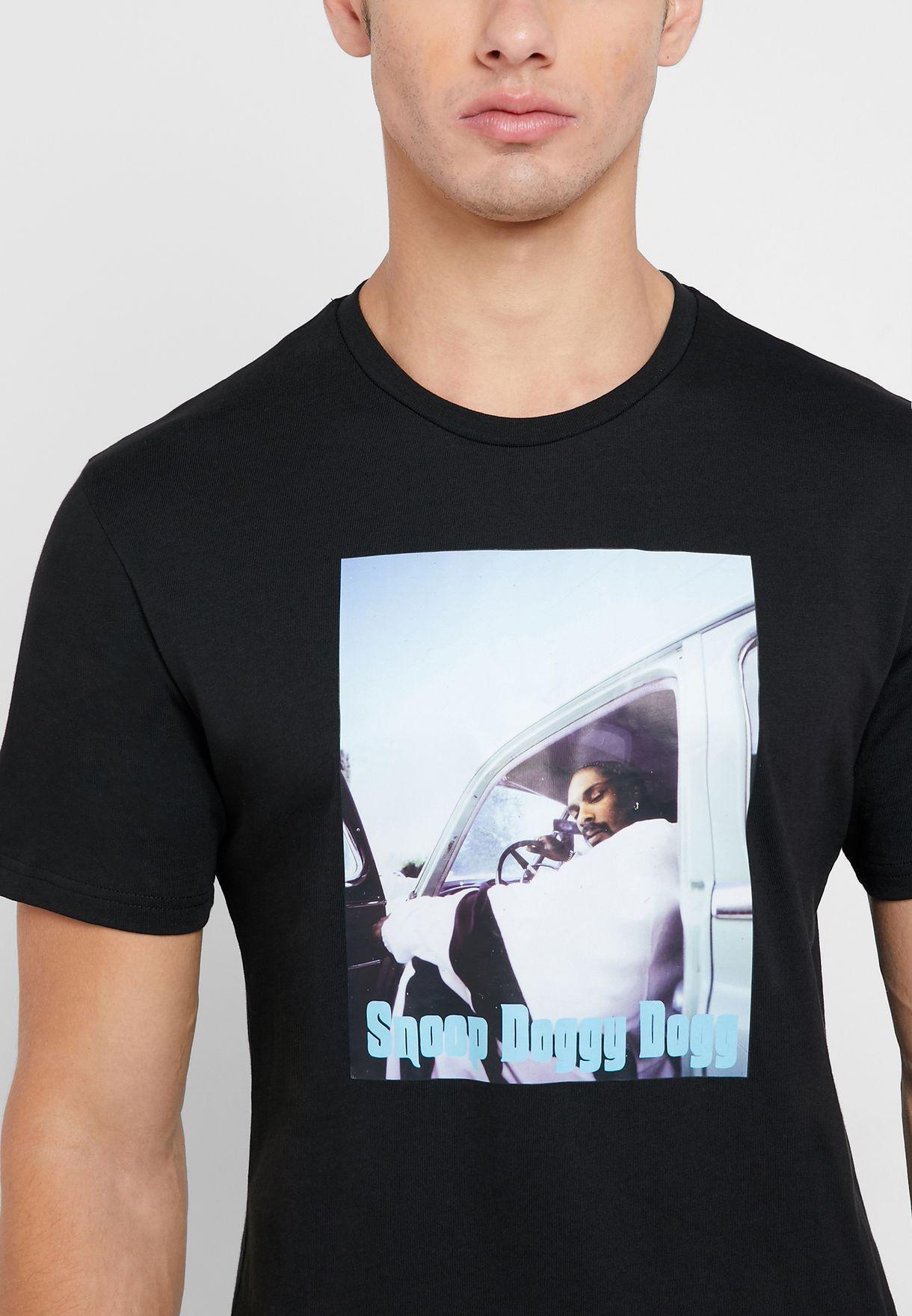 Doggy Dog Crew Neck T-Shirt