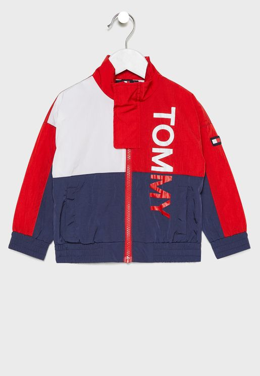 Kids Logo Jacket