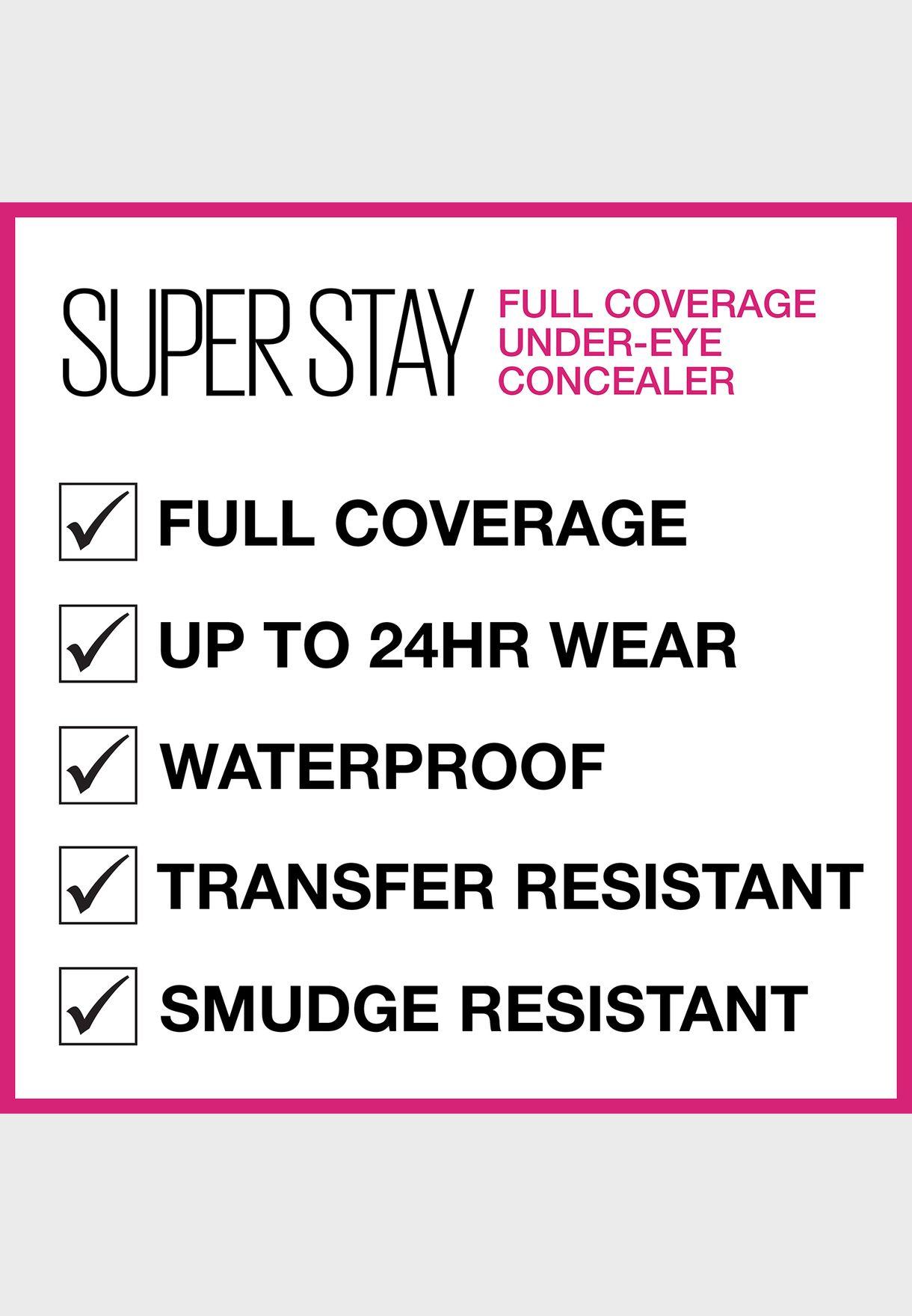Superstay Full Coverage Concealer 30 Honey