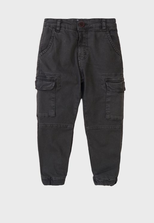 Teen Basic Combat Pants