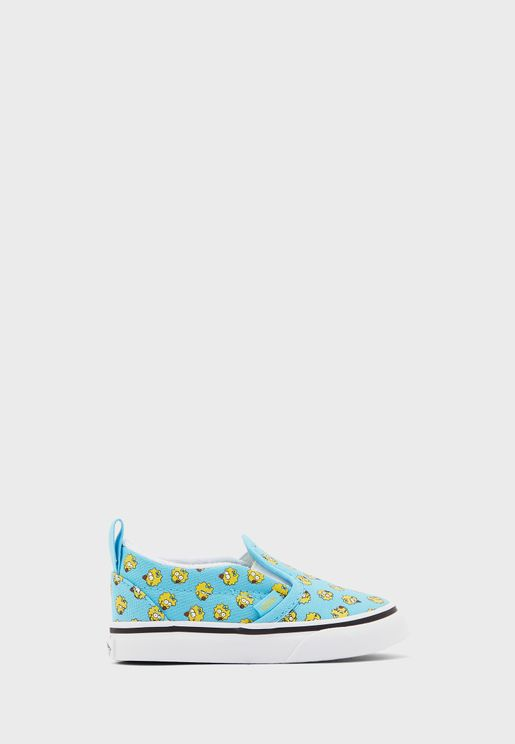 Infant Simpsons Slip-On V