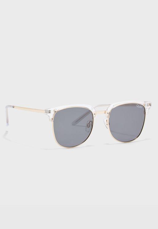 Evasive Clubmaster Sunglasses