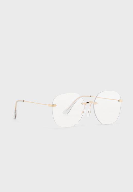 Morava Oversized Sunglasses