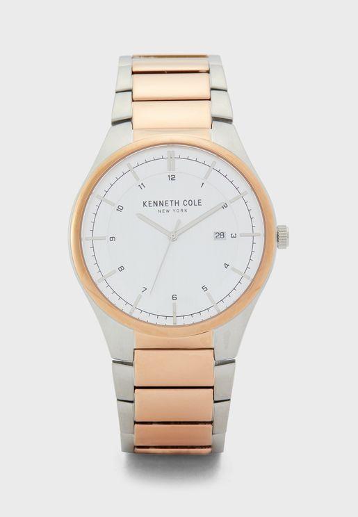 Kc51015003 Modern Analog Watch