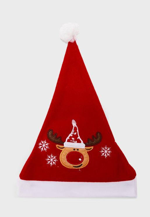 قبعة كريسمس