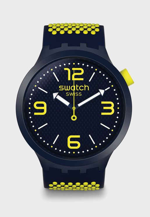 Bbneon Analog Watch