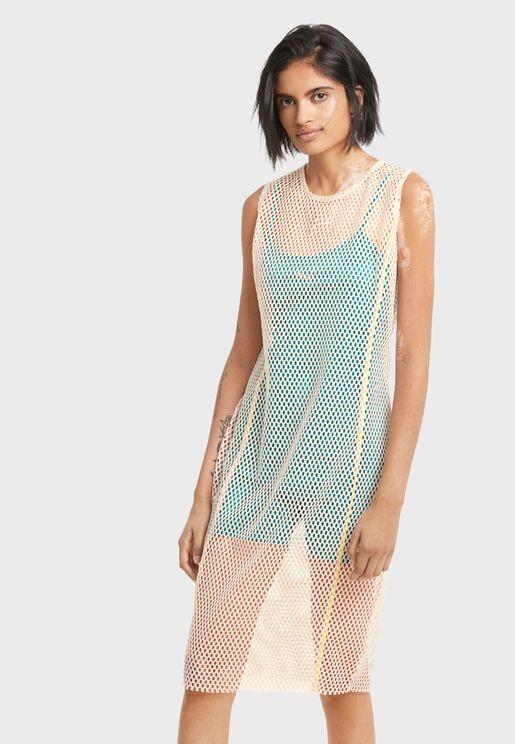 Evide Mesh Dress