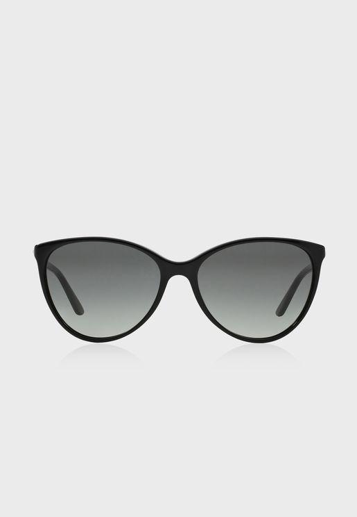 نظارة شمسية عين قط