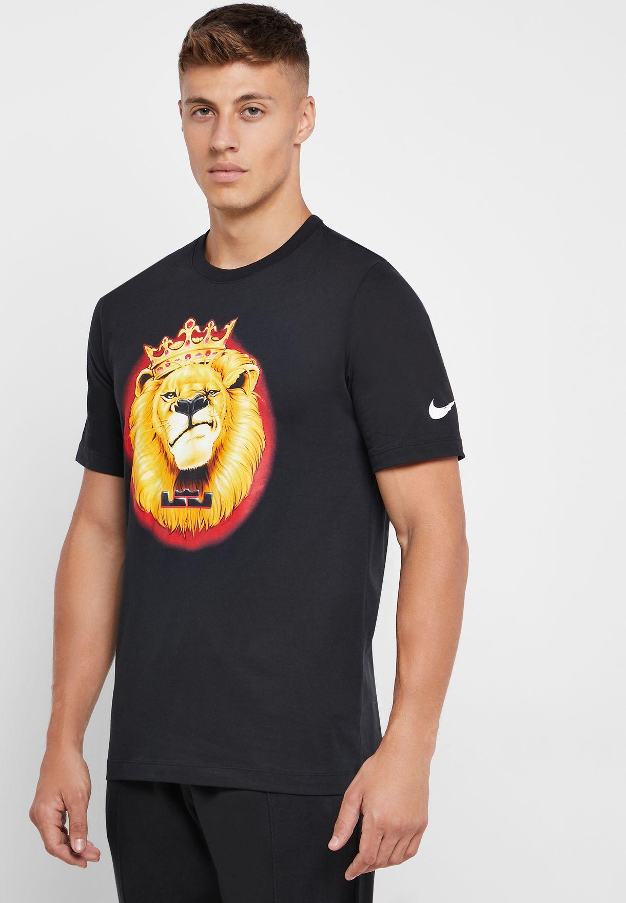 best service b31f1 31c80 Dri-FIT LeBron James T-Shirt