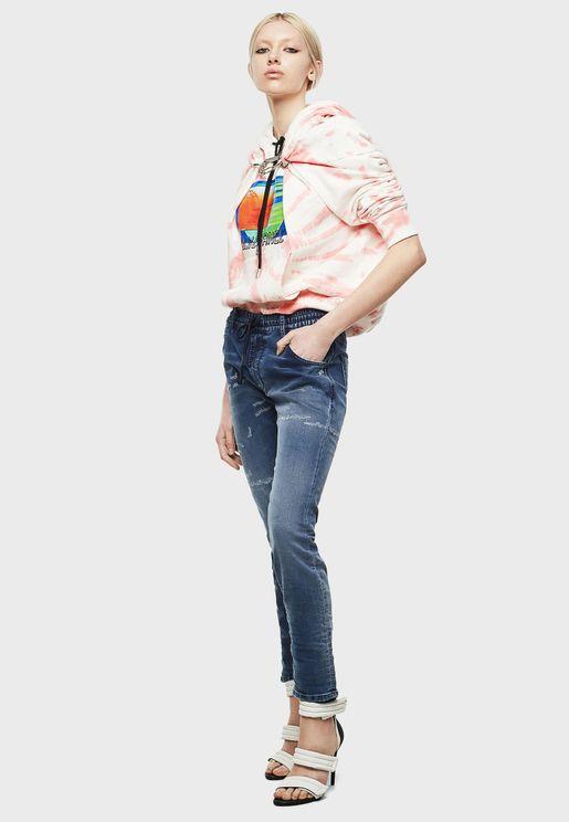 بنطال جينز بوي فريند