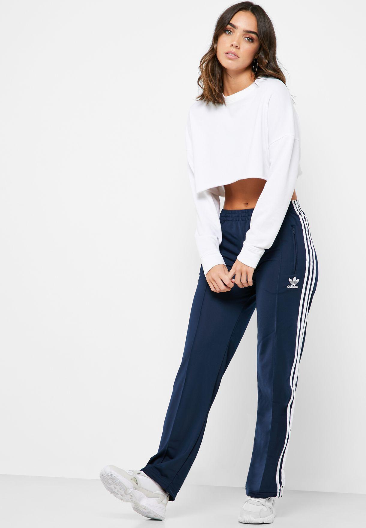 adidas firebird pants womens