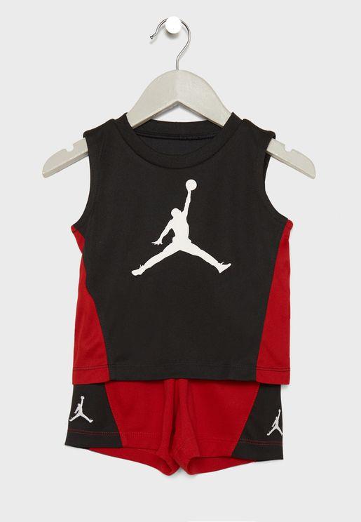 Infant Jordan Authentic Set