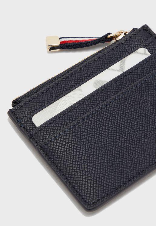 Saffiano Multislot Cardholder