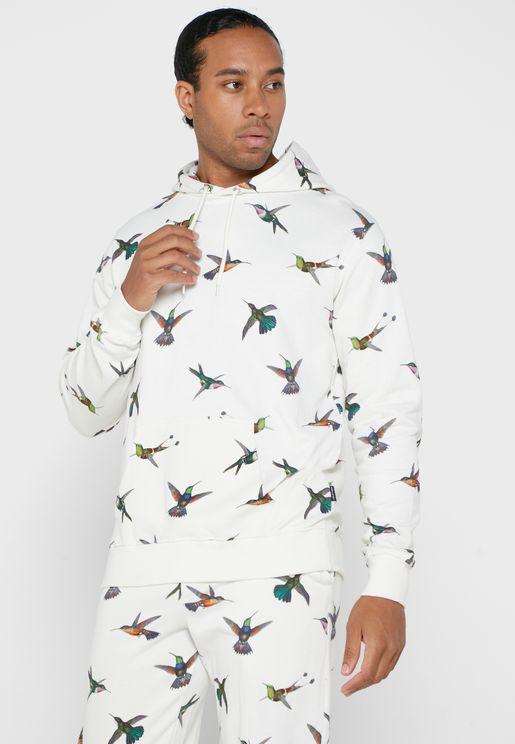 Falun Hummingbirds Hoodie