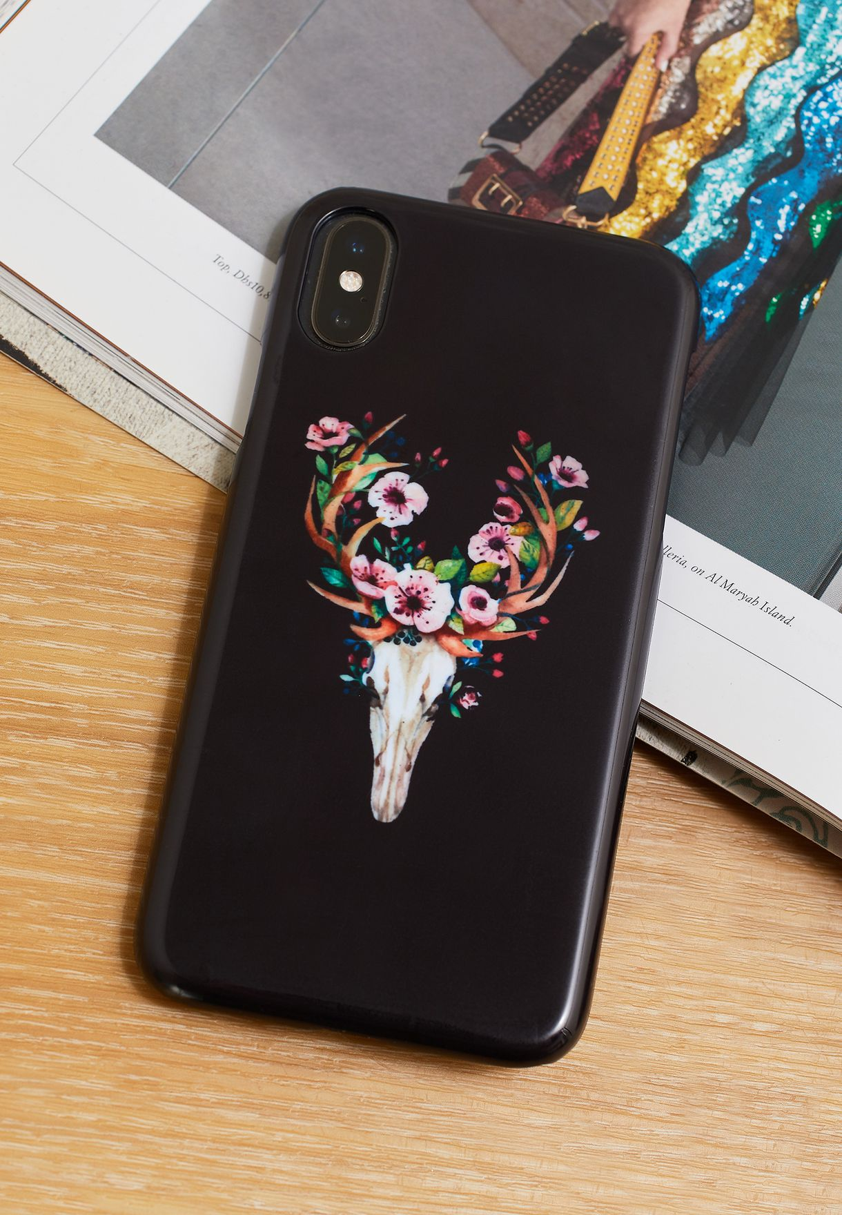 Ram Skull iPhone 7/8/X/XS/XS Max/XR/11 Pro Case
