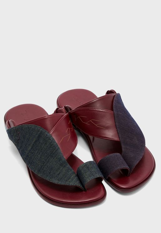 Juniper Wide Strap Sandals