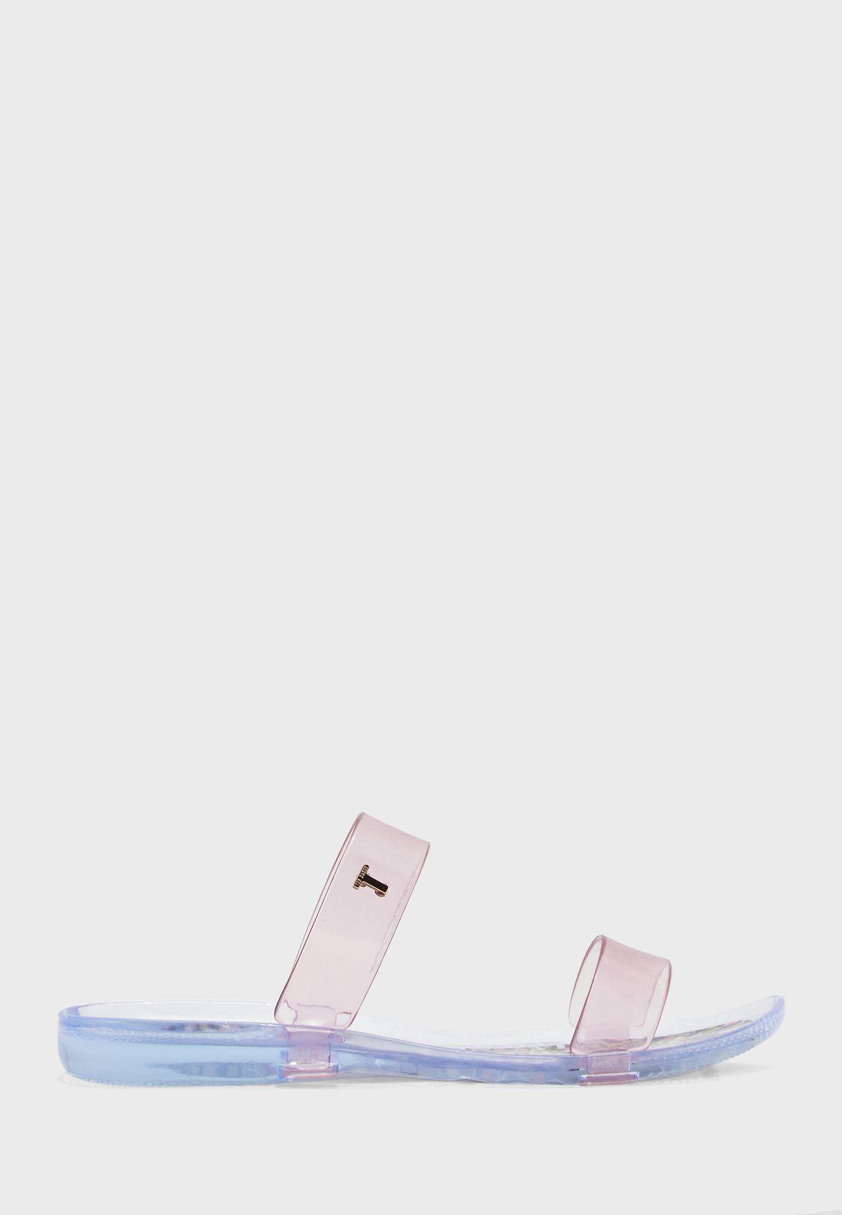 Jellei  Flat Sandals