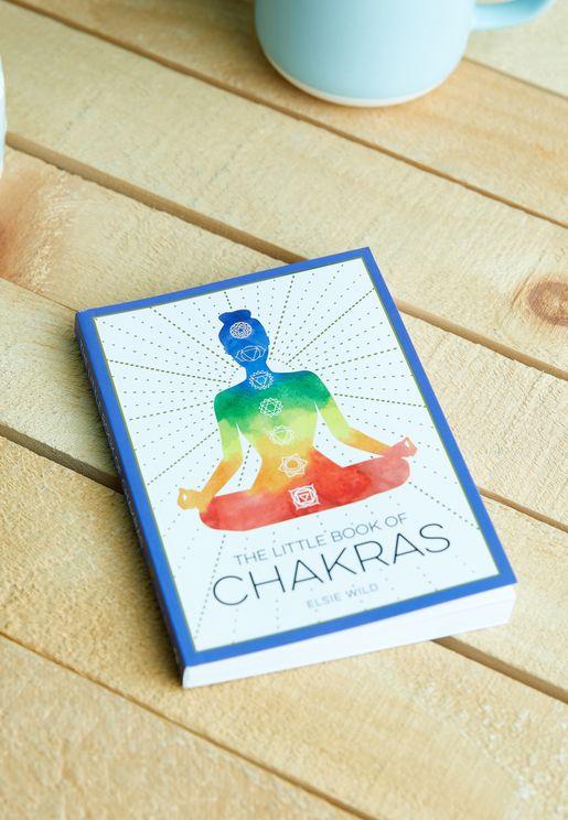 كتاب The Little Book Of Chakras