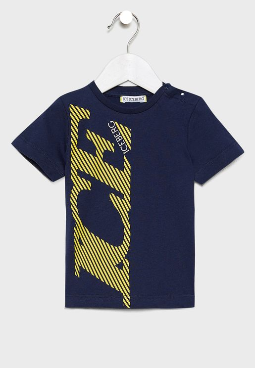 Kids Logo T-Shirt