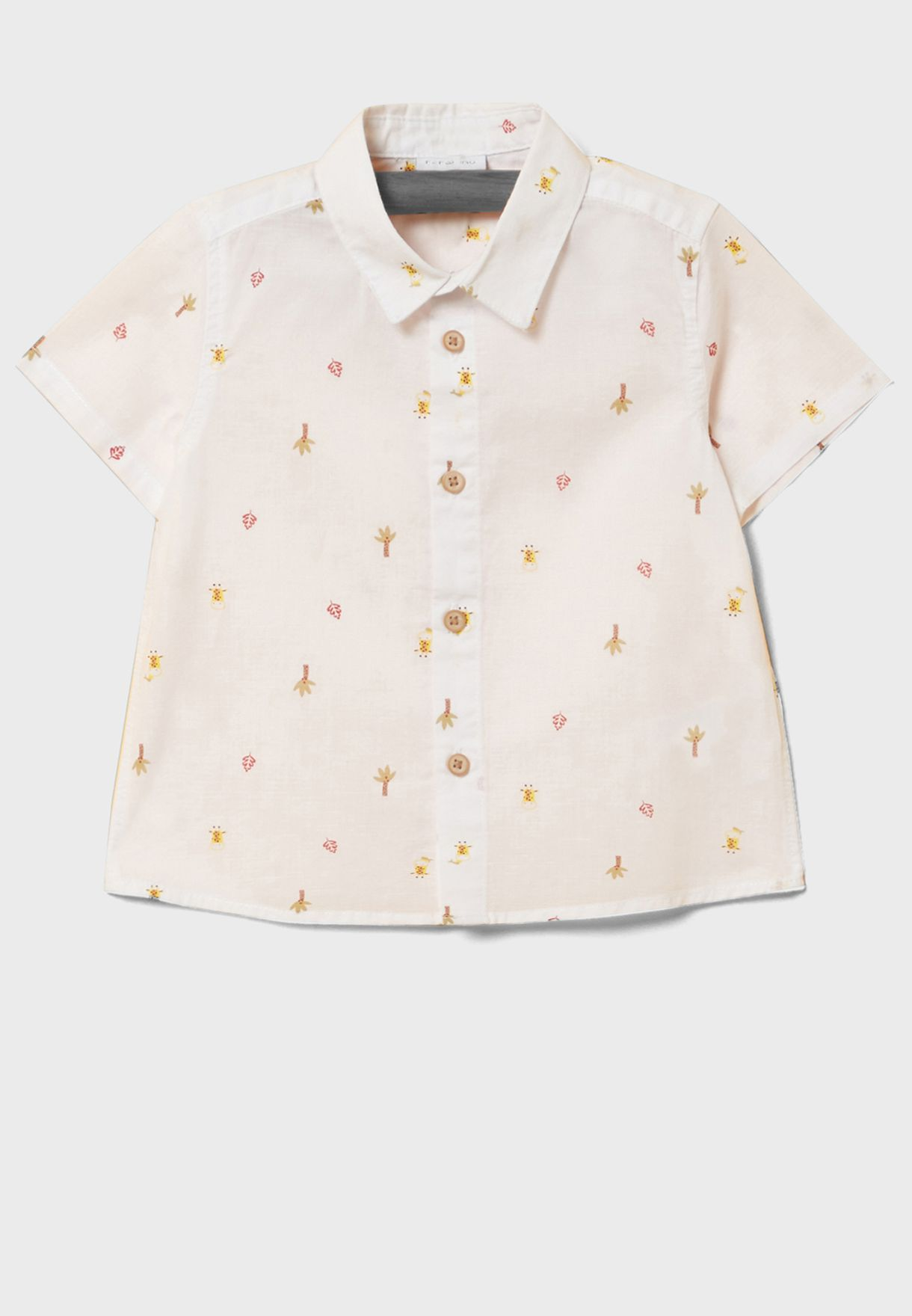 Infant Printed Shirt
