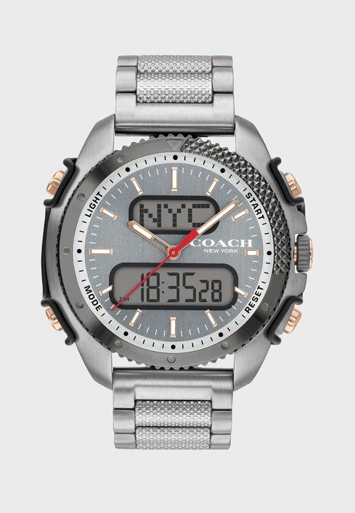 C001 Analog Watch