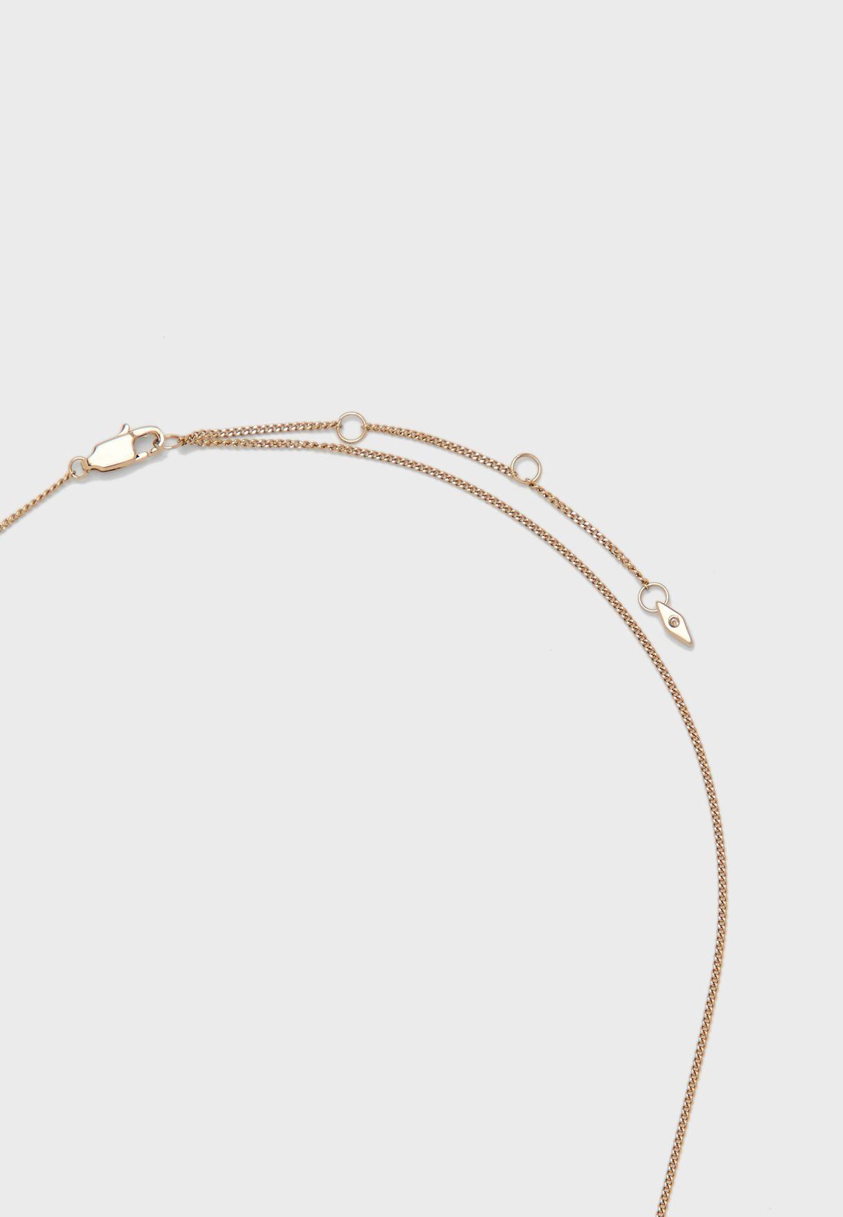 JF03298710 Vintage Motifs Necklace