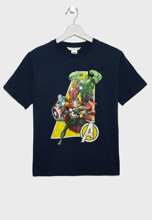 Kids Avengers T-Shirt