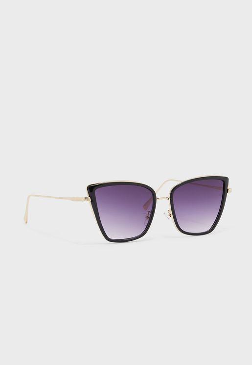 Oversized Catseye Sunglasses