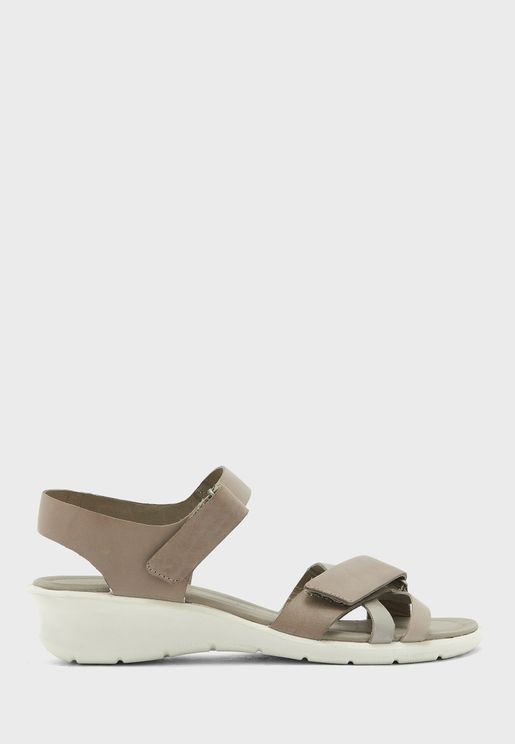 Felicia Ankle Strap Sandal