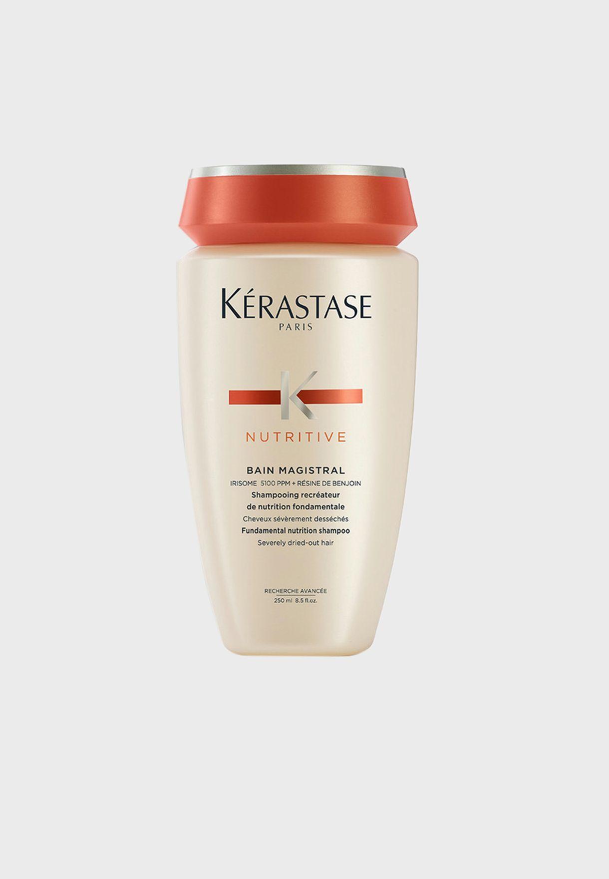 Nutritive Shampoo for Severly Dry Hair 250ml