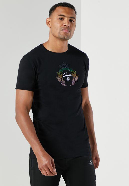 Fade Prestige Gym T-Shirt