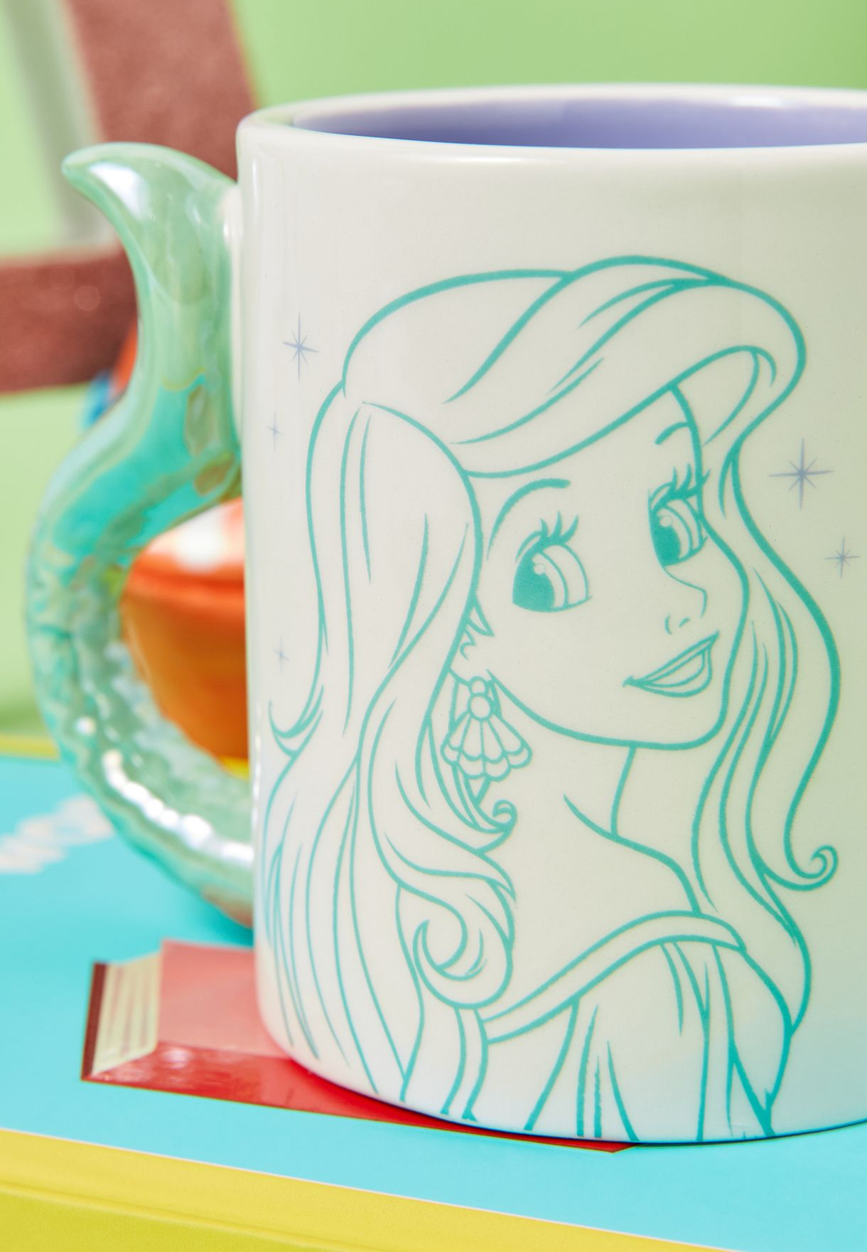 Disney Flippin Awesome Shaped Mug