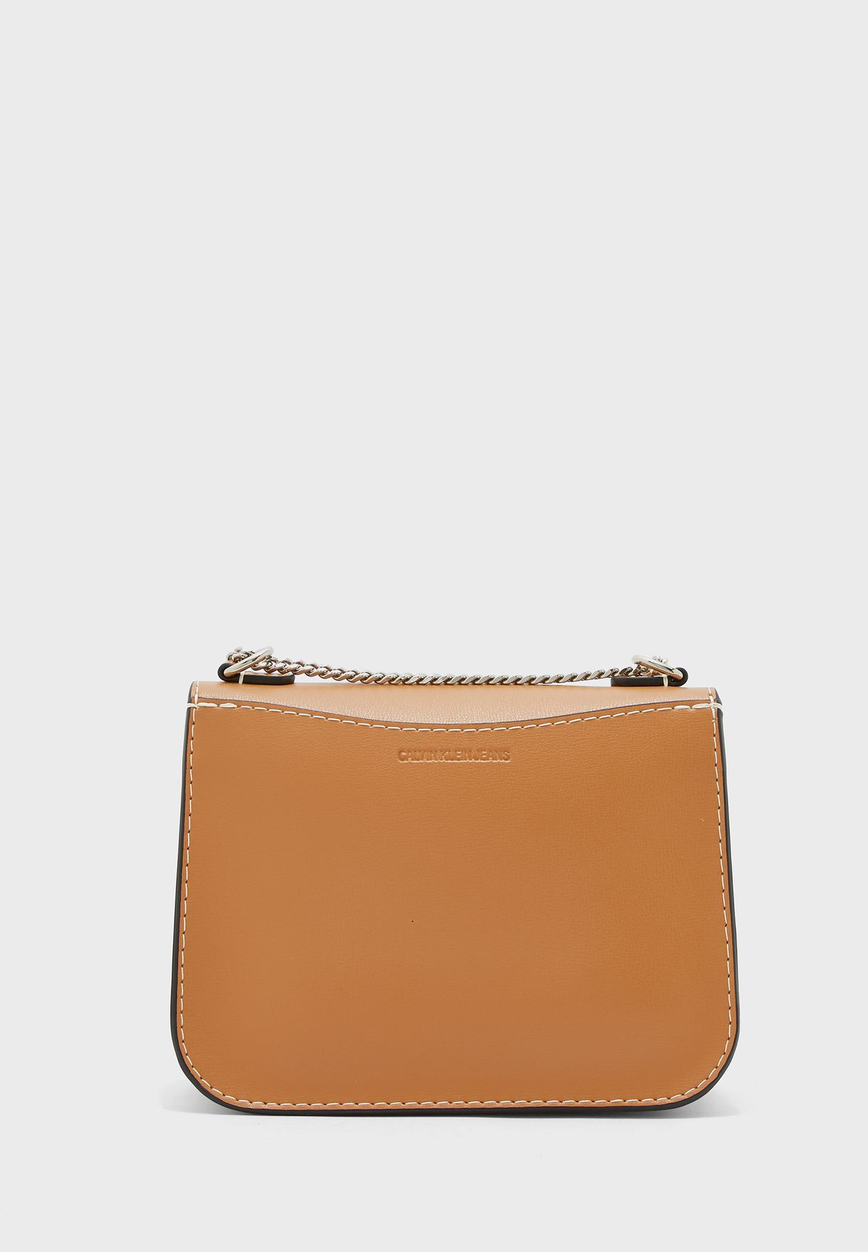 Mono Hardware Flap Crossbody