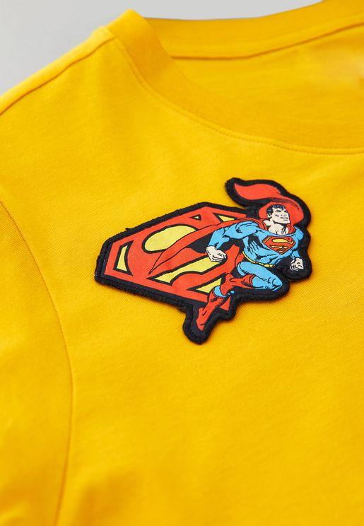 Mega Superman Badge Pack