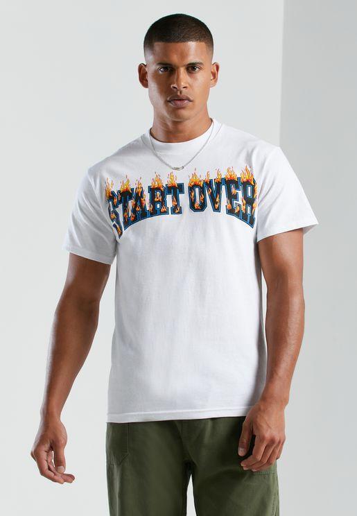 Start Over T-Shirt