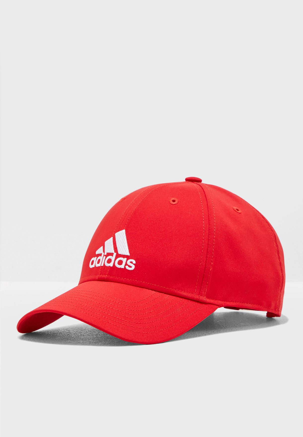 26ae856b34a Shop adidas red 6 Panel Embroidery Cap DT8556 for Men in UAE ...